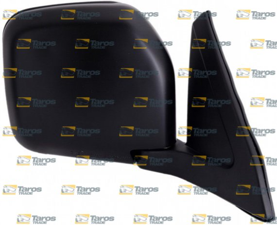 DOOR MIRROR BLACK FOR MITSUBISHI PAJERO 1992-1995 RIGHT *