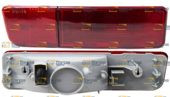REAR BUMPER LIGHT FOR MITSUBISHI OUTLANDER 2003.5-2007.3 LEFT