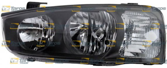 HEADLIGHT FOR H1/H7 BULBS ELECTRICAL WITH MOTOR MANUFACTURER: TYC FOR HYUNDAI  ELANTRA 2000 2003 LEFT