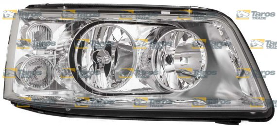 HEADLIGHT ELECTRICAL WITH MOTOR WITH BRACKET FOR H1/H7 BULB FOR VOLKSWAGEN  TRANSPORTER T5 2003 4-2009 10 RIGHT