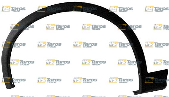 FRONT FENDER FLARE M-TECH FOR BMW X3 F25 2014- LEFT