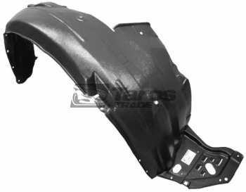 Front Inner Plastic Fender For Honda Accord 2008 3 2011 3