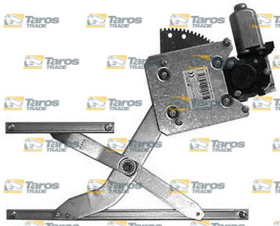Window regulator front electrical for 4 or 5 doors europe for 2001 corolla window motor replacement