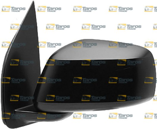 DOOR MIRROR BLACK FOR NISSAN PATHFINDER 2006- LEFT 96302-EA18E