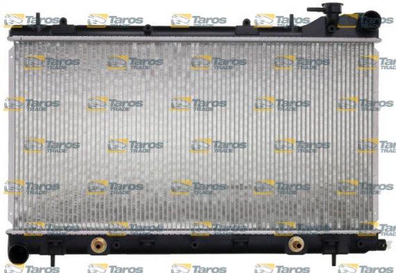 subaru forester 2002 radiator