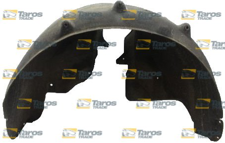REAR INNER PLASTIC FENDER AFTER 2002 FOR AUDI A6 1997.5-2005.1 LEFT