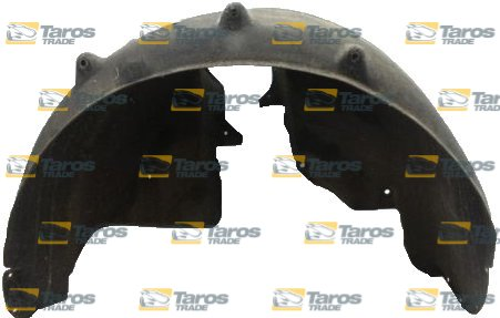 REAR INNER PLASTIC FENDER AFTER 2002 FOR AUDI A6 1997.5-2005.1 RIGHT