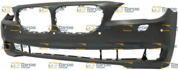 FRONT BUMPER PRIMED WITH WASHER HOLES WITH PARKING SENSOR HOLES FOR BMW  SERIES 7 F01-F02 2012-2015