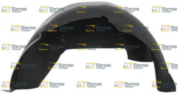 REAR INNER PLASTIC FENDER FOR PEUGEOT PARTNER 1996.7-2002.11 LEFT