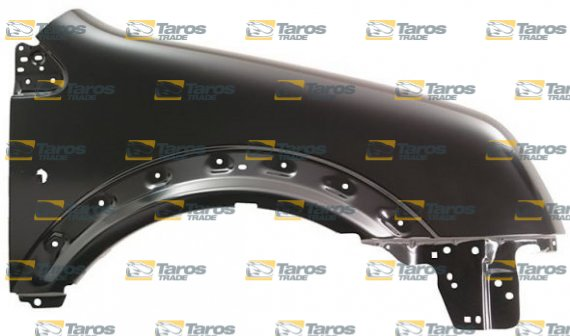 Front Fender For Ford Transit Connect Courier 2010 Right