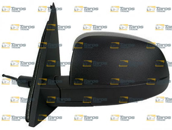 DOOR MIRROR WITH MANUAL ADJUSTMENT FOR OPEL MERIVA 2003.5-2010.6 LEFT 6428167