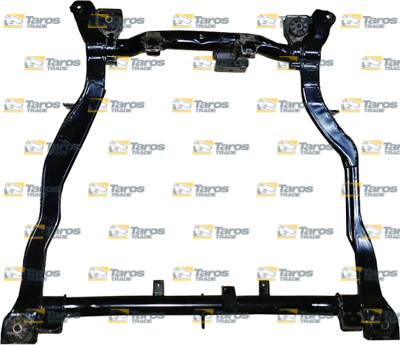 engine subframe oe quality for hyundai accent hatchback. Black Bedroom Furniture Sets. Home Design Ideas
