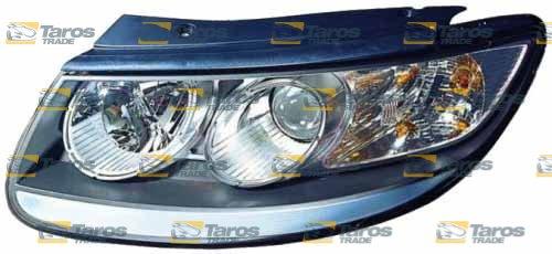 2009 hyundai santa fe how to change headlight