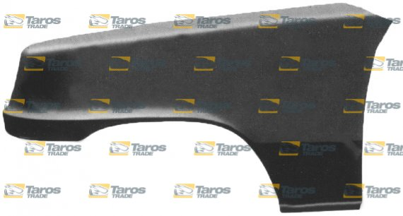 FRONT FENDER FOR RENAULT 5 -1990 LEFT