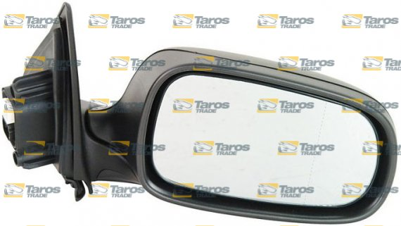 DOOR MIRROR ELECTRICAL PRIMED HEATED POWER FOLDING WITH MEMORY FOR SAAB 9-3 2002-2007 RIGHT