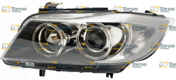 HEADLIGHT ELECTRICAL WITH MOTOR WITH DRL LIGHT BIXENON ADAPTIVE MARELLI FOR  BMW SERIES 3 E90/E91 SDN/COMBI 2004 10-2008 8 LEFT
