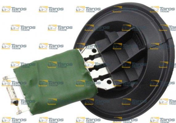 Heater blower motor fan resistor control unit version for Blower motor for ac unit
