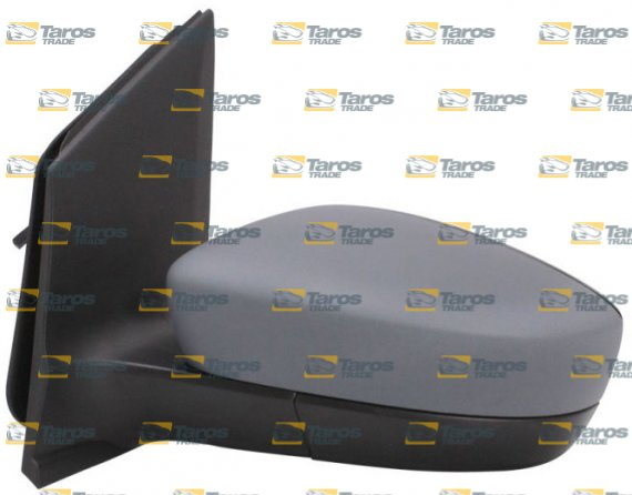 door mirror with manual adjustment primed for seat mii 2012 left. Black Bedroom Furniture Sets. Home Design Ideas
