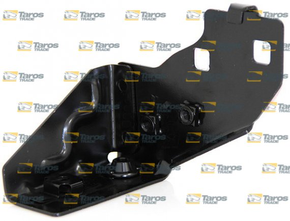 front bumper bracket steel for renault clio 2013 right. Black Bedroom Furniture Sets. Home Design Ideas