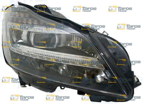 headlight led with infrared system marelli for mercedes cls w218