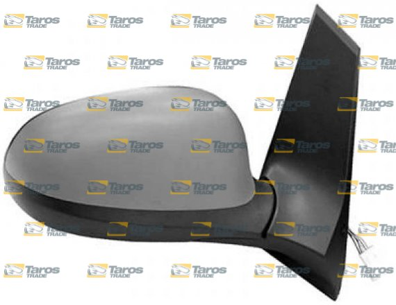 Door Mirror Electrical Primed Heated With Temp Sensor For Ford Ka   Right