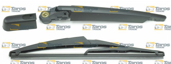 REAR WIPER ARM AND BLADE SET 305 MM FOR RENAULT TWINGO 2012-