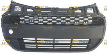 FRONT BUMPER CENTRAL GRILLE KIA PICANTO 5 DOORS 2015-2017
