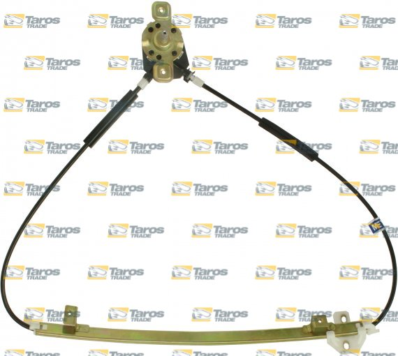 WINDOW REGULATOR FRONT MANUAL FOR AUDI 100 C3 1982-1990 LEFT 191837401