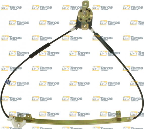 WINDOW REGULATOR FRONT MANUAL FOR VOLKSWAGEN AUDI 50 POLO 1982-1990 RIGHT 191837402