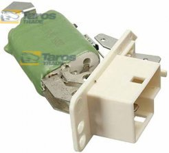 HEATER / BLOWER MOTOR FAN RESISTOR / CONTROL UNIT 4 STAGE RESISTOR FOR SAAB 900 1978-1998