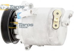AC COMPRESSOR (NEW) SANDEN TYPE: PXV16 BELT PULLEY DIAMETER (MM): 110 NUMBER OF RIBS: 6 FOR SAAB 9-3 2002-2007