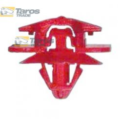 CLIP FOR MOULDINGS PACKING UNIT: 10 PCS DIAMETER 9 MM FOR RENAULT CLIO 2001.7-2005.8
