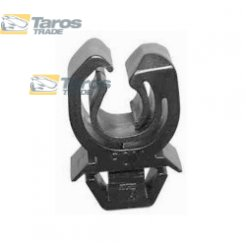 BONNET STAY RETAINER CLIP PACKING UNIT: 2 PCS DIMENSIONS ( 13.4 X 7.2 ) MM FOR OPEL CALIBRA 1989-1997