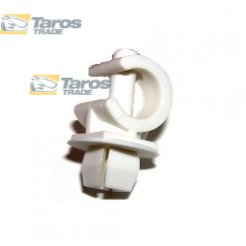 BONNET STAY RETAINER CLIP PACKING UNIT: 2 PCS HOLE DIMENSIONS ( 7 X 7 ) MM FOR AUDI 100 C3 1982-1990