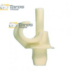 BONNET STAY RETAINER CLIP PACKING UNIT: 2 PCS DIMENSIONS ( A 6.7 X 6.7 ROD 8 ,Ø 8 ) MM FOR SEAT ALHAMBRA 1995-2000