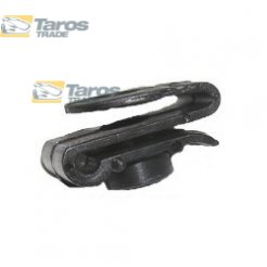 CLIP FOR INNER FENDERS PACKING UNIT: 10 PCS DIMENSIONS ( A 24.1 B 15.5 C 5 D 5.5 X 7 ) MM FOR MITSUBISHI GALANT 1996.9-2003.12