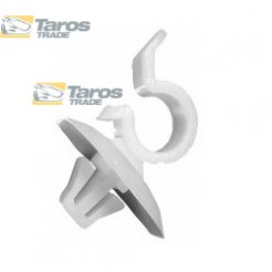 BONNET STAY RETAINER CLIP UP TO 2000 PACKING UNIT: 2 PCS HOLE DIMENSIONS ( 15.2 X 7 ) MM FOR CITROEN C15 1984-2005