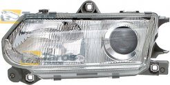 HEADLIGHT FOR H1/H1 BULBS MANUAL/ELECTRICAL WITHOUT MOTOR MANUFACTURER: TYC FOR ALFA ROMEO 145 1999.1-2000.12 LEFT