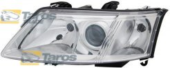 HEADLIGHT FOR H7/H7 BULBS ELECTRICAL WITH MOTOR MANUFACTURER: TYC FOR SAAB 9-3 2002-2007 LEFT