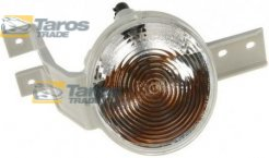 FRONT INDICATOR WHITE WITH BULB SOCKET MANUFACTURER: TYC FOR MINI COOPER MINI 2001.6-2007.7 LEFT