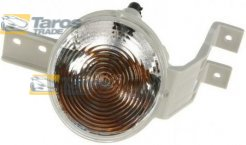 FRONT INDICATOR WHITE WITH BULB SOCKET MANUFACTURER: TYC FOR MINI COOPER MINI 2001.6-2007.7 RIGHT