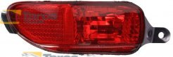 REAR FOG LIGHT WITHOUT BULB HOLDER MANUFACTURER: TYC FOR OPEL CORSA C 2000.7-2006.10 LEFT