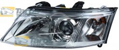 HEADLIGHT XENON FOR D2S/H7 BULBS MANUFACTURER: DEPO FOR SAAB 9-3 2002-2007 LEFT