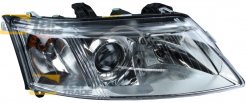 HEADLIGHT XENON FOR D2S/H7 BULBS MANUFACTURER: DEPO FOR SAAB 9-3 2002-2007 RIGHT