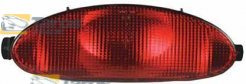 REAR FOG LIGHT E-MARK FOR PEUGEOT 206 1998.1-2009.4