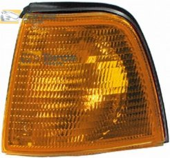 FRONT INDICATOR YELLOW HELLA FOR AUDI 80 B3 1986-1991 LEFT