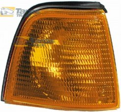FRONT INDICATOR YELLOW HELLA FOR AUDI 80 B3 1986-1991 RIGHT