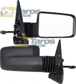 DOOR MIRROR WITH MANUAL ADJUSTMENT FOR CITROEN BX 1982.9-1992.2 RIGHT