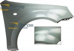 FRONT FENDER FOR 4 DOORS DAMAGED FOR DAEWOO - CHEVROLET NUBIRA 2003-2005 RIGHT