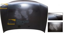 BONNET DAMAGED FOR MAZDA 323 SEDAN 1995-1997